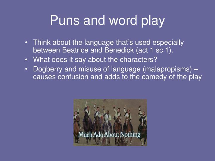 the relationship between beatrice and benedick in Though their interpretations of what the play ought to look like on film may be significantly different, one thing that was maintained was the witty and playful relationship between beatrice and benedick that is the main focus of the play.