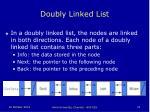 doubly linked list1