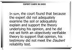 expert cases in ohio4