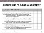 change and project management2
