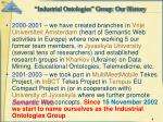 industrial ontologies group our history2