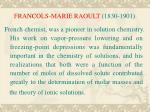 francols marie raoult 1830 1901