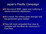 japan s pacific campaign1