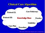 clinical care algorithm2