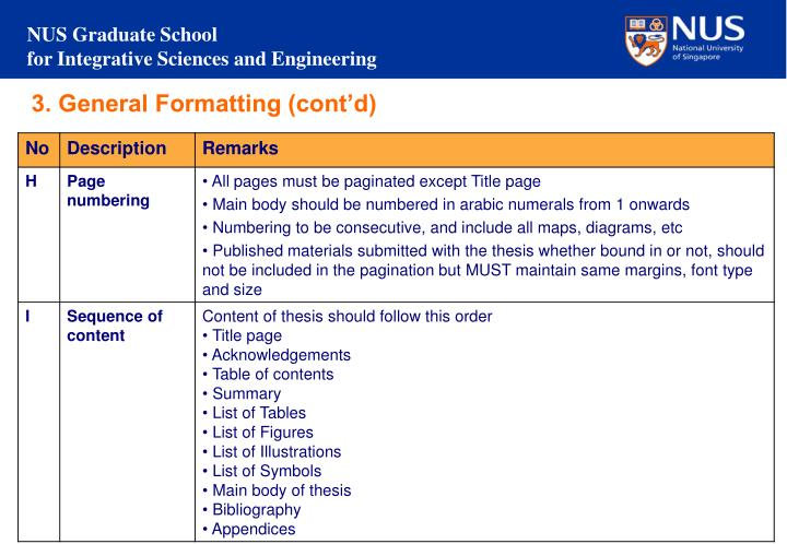 list of illustrations thesis A list of tables is a reference tool that allows your readers to quickly and easily navigate to data in your thesis or dissertation construction of the list is similar to creating a table of contents.