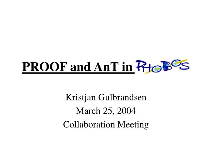 proof and ant in phobos n.