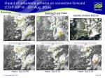 impact of turbulence scheme on convective forecast csip iop18 25 th aug 2005