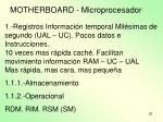 motherboard microprocesador5