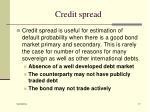 credit spread1