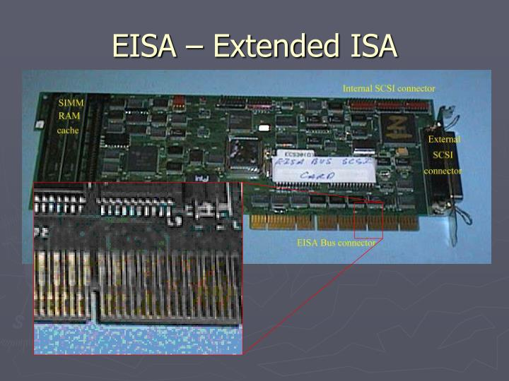 EISA – Extended ISA