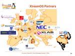 xtreemos partners