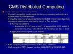cms distributed computing