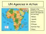 un agencies in action