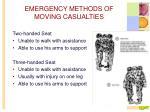 emergency methods of moving casualties2
