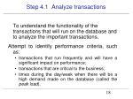 step 4 1 analyze transactions