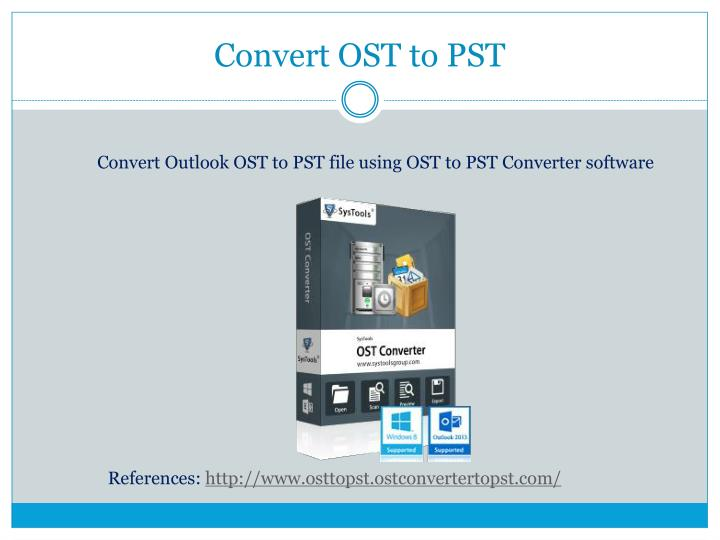 convert ost to pst n.