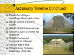 astronomy timeline continued1