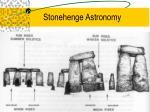 stonehenge astronomy