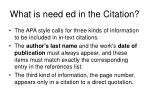 what is need ed in the citation