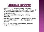 annual review1