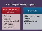 amo progress reading and math1