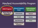 maryland accountability program1