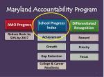 maryland accountability program2