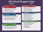 md school progress index1