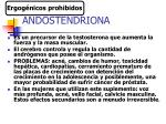 andostendriona