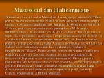 mausoleul din halicarnasus1