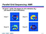 parallel grid sequencing amr