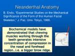 neanderthal anatomy1