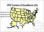 ate centers of excellence 33