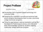 project probase