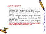 akut pyelonefrit1