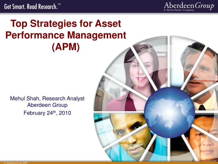 top strategies for asset performance management apm n.