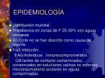 epidemiolog a1