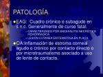 patolog a