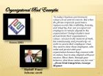 organizational bad examples