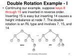 double rotation example i