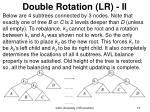 double rotation lr ii
