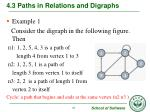 4 3 paths in relations and digraphs1
