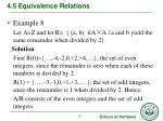 4 5 equivalence relations13