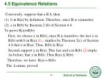 4 5 equivalence relations8