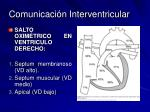 comunicaci n interventricular