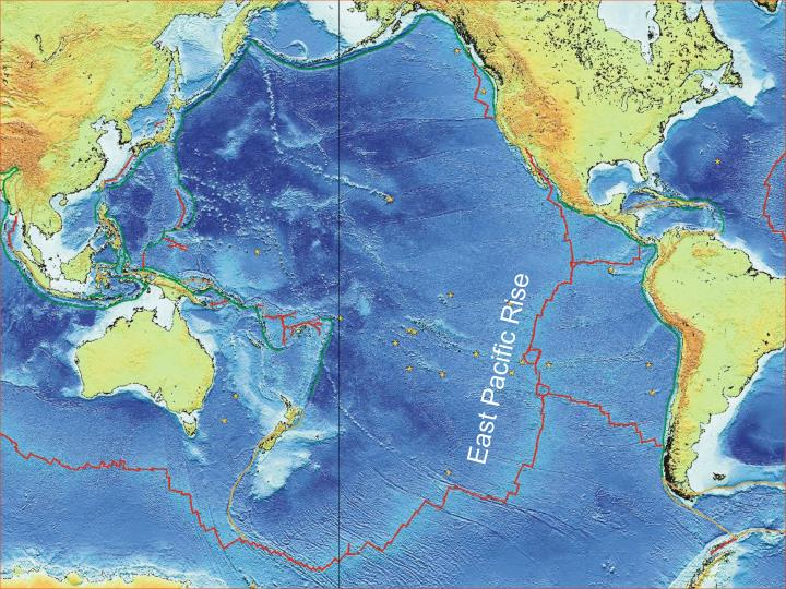 East Pacific Rise