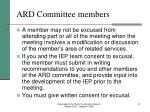 ard committee members1