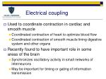 electrical coupling1