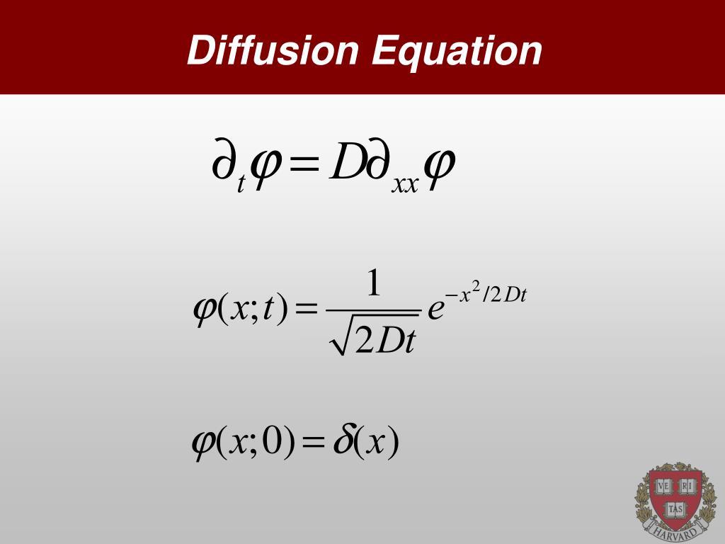 PPT - P DE's Discretization PowerPoint Presentation - ID:5615117