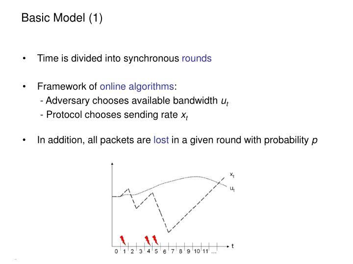 Basic Model (1)